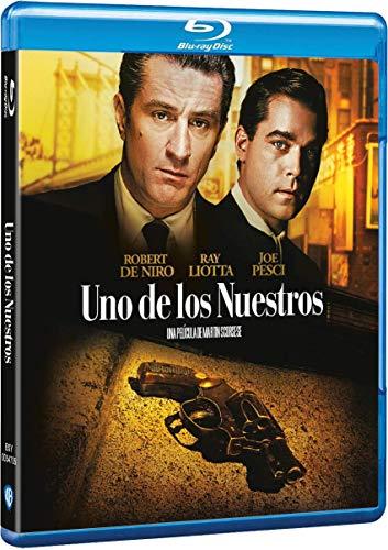 Uno de los nuestros [BD] [Blu-ray]