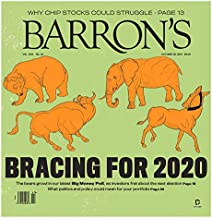 barrons magazine subscription