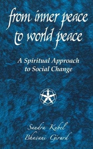اندرونی امن سے عالمی امن تک: معاشرتی تبدیلی کے لئے ایک روحانی نقطہ نظر