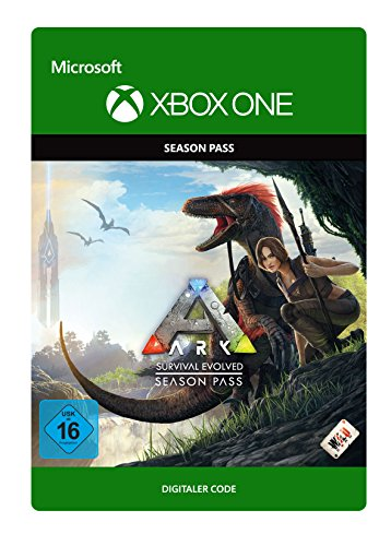 ARK: Survival Evolved Season Pass   Xbox One - Download Code