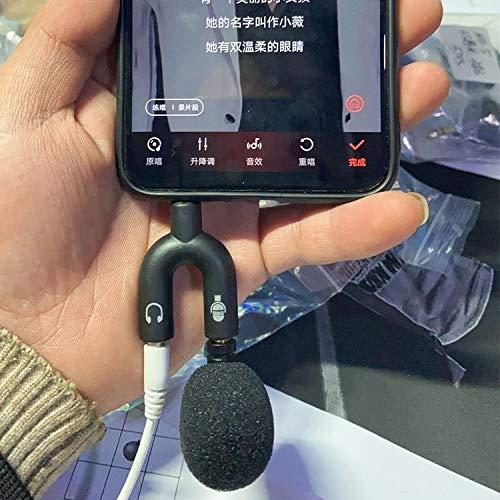 Banaz Équipement électronique Mini Droite Micro téléphone Portable Tablet Portable