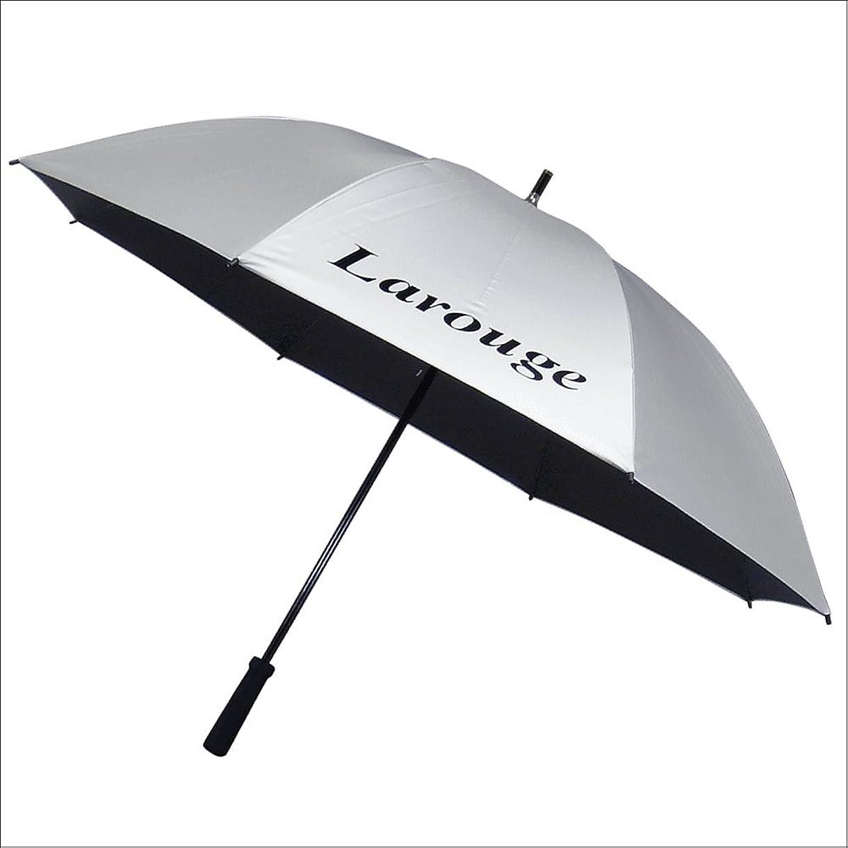 刑務所風味通知する製造直販ゴルフ屋 晴雨兼用 銀バリ傘 UVカット99.9% 日傘 大型約70cm傘 ta921