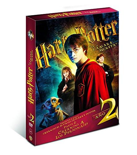 Harry Potter und die Kammer des Schreckens (Harry Potter and the Chamber of Secrets, Spanien Import, siehe Details für Sprachen)