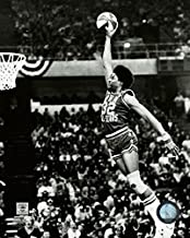 Julius Erving (Dr. J) New York Nets 1976 Slam Dunk Contest Action Photo (Size: 11