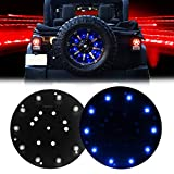 Firebug JK 3rd Brake Light LED, JK Spare Tire Brake Light, JK LED Brake Light, JK Accessories Lights for Spare...