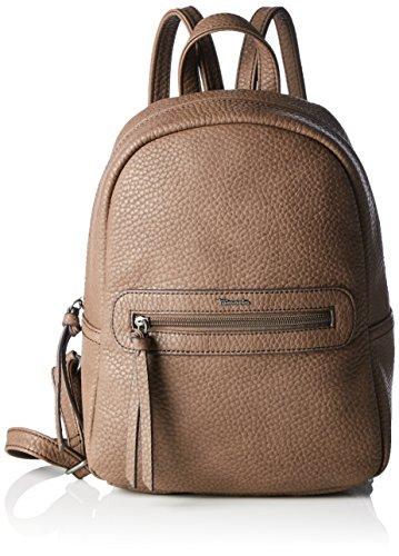 Tamaris Damen HOLLY Backpack Rucksackhandtaschen, Beige (taupe 341), 30x35x4 cm