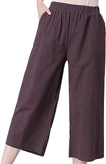 ワイドパンツ ガウチョパンツ ユニセックス タイパンツ スカンツ デザイナ かっこいい アジアンパンツ 衣装 ストライプ シンプル カジュアル ウエストゴム リネン キュロット レディース ミニ ショートパンツ シンプル デート