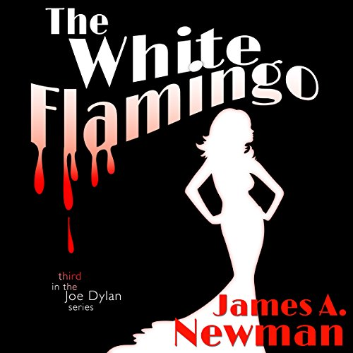 The White Flamingo audiobook cover art