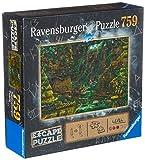 Ravensburger Puzzle, Puzzle Escape the Puzzle, El Templo, 759 Piezas, Puzzle Adultos, Edad Recomendada 12+, Rompecabeza Adultos de Calidad