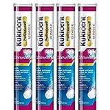 Kukident - Pastillas de limpieza para dientes (4 unidades, 30 unidades)