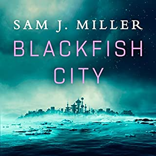 Blackfish City Titelbild