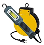 Alert Stamping 3230CL5 5 Watt COB LED Cord Reel...