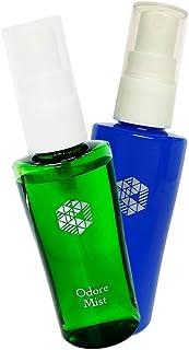 オドレミスト50ml&アルムミスト50ml各1本セット 塩化アルミニウム13%配合+ミョウバン高配合 制汗剤スプレーセット odrm