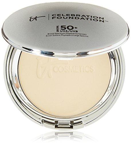 It Cosmetics Celebration Foundation LSF 50+ Full Coverage Anti-Aging-Puder-Foundation (Medium)