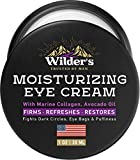 Moisturizing Men's Eye Cream - Eye Firming & Refreshing Men's Wrinkle Cream - Made in USA - Men's Anti-Aging Cream for Dark Under-Eye Circles, Eye Bags & Puffiness - Under Eye Cream for Men 1 oz