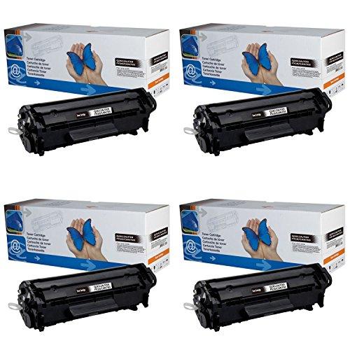 Toner voor HP Laserjet 1010 1012 1015 1018 1020 1022 3015 3020 3030 3050 3052 3055 4x Toner zwart