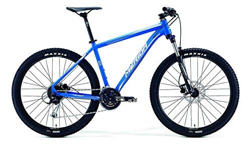Merida Big.Seven 100 27, 5 Zoll Mountainbike Blau (2016), 38