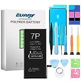 EVARY Batería Recargable para iPhone 7Plus 2200mAh, batería de Repuesto de Alta Capacidad, con Kit de Herramientas y Kit de reparación de batería, Compatible con iPhone 7plus, 2 años de garantía 100%