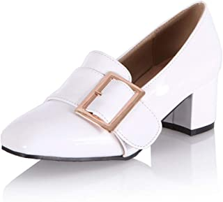 BalaMasa Womens APL12420 Pu Heeled Sandals
