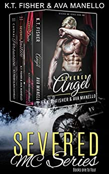 Severed MC Books One to Four Box Set - Biker Romance by [Ava Manello, K. T. Fisher]