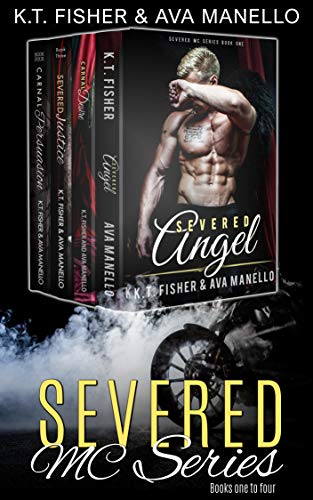 Severed MC Books One to Four Box Set - Biker Romance (English Edition)