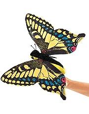 Folkmanis Lalka motylkowa z motywem jaskółka ogon