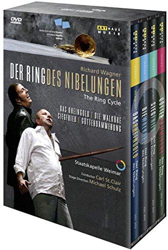 Wagner, Richard - Der Ring des Nibelungen (7 Discs, NTSC)