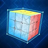 FunnyGoo MoYu MoFangJiaoShi MFJS Cubing Classroom Meilong 3C 3x3x3 Cube Smooth Fast Toy Rompicapo Magic Speed Cube Puzzle Cube Stickerless