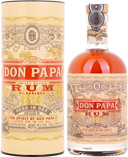 Don Papa Rum 7 Years Old - 700 ml