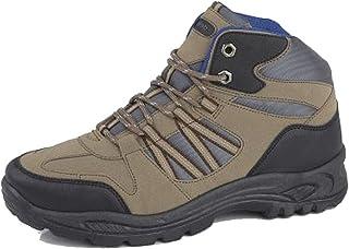 Tradlancs - Zapatillas de Senderismo de Sintético para Hombre
