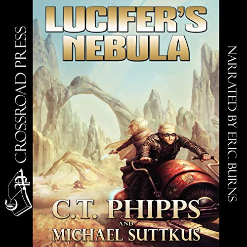 Lucifer's Nebula audiobook cover art
