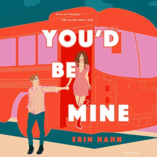 You'd Be Mine audiobook cover art