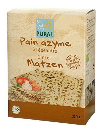 Pural Matzen Dinkel - Bio - 200g