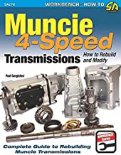 Muncie 4-Speed Transmissions: How to Rebuild and Modify (Workbench How-to)