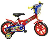 Disney Mickey Mouse Vélo Enfant Rouge 12'
