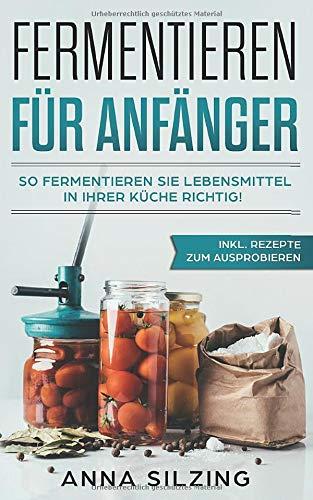 Fermentieren für Anfänger: So fermentieren Sie Lebensmittel richtig! Nahrungsmittel, Obst und...