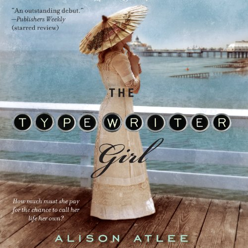 The Typewriter Girl audiobook cover art