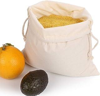 VECDY 2019 Bolso De Mano Algodón Bolsa Supermercado Pan Fruta Y Verdura Bolso De Compras Durable Suave Protección del Medio Ambiente Blosillo