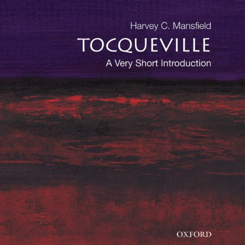 Tocqueville: A Very Short Introduction  cover art