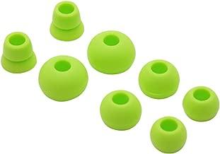 Poyatu Ear Buds Tips for Beats Powerbeats 2 Powerbeats3 Wireless Replacement Eartips Earbuds Eargels Green