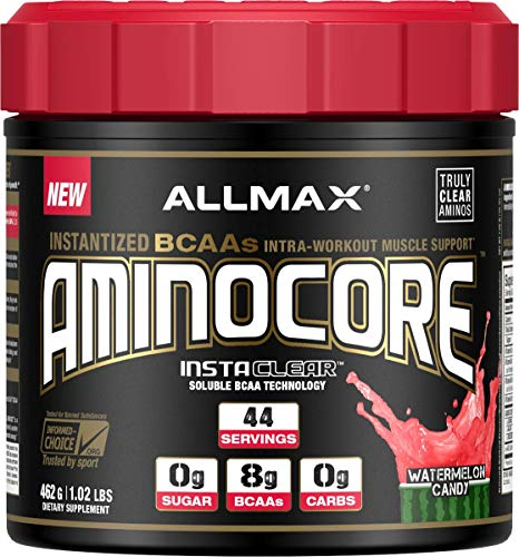 AllMax Nutrition Amino Core, Watermelon, 462 g