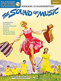 The Sound of Music: Easy Piano Play-Along Volume 27 (Easy Pi