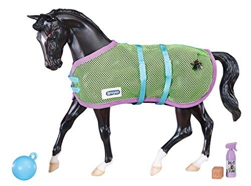 Breyer Fliegendeckenset für Modell-Pferde der traditionellen Serie