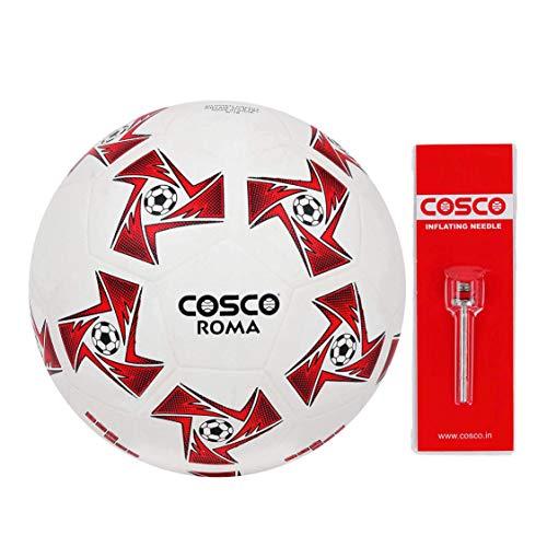 Cosco Roma Football, Size 5 (Multicolour)