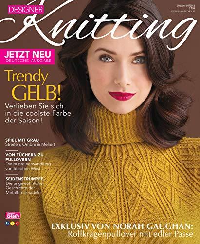 simply kreativ - DESIGNER Knitting: Jetzt neu - Deutsche Ausgabe