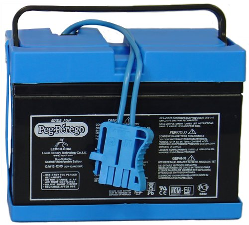 Best Deals! Peg Perego 12V Battery (Official)