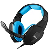 PS4 Xbox one 3.5mm Stereo Gaming Headset for Playstation 4 Xbox 1 PC USB Gaming Headphone for Xbox 360 PS3 with Detachable Microphone