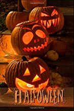Halloween: Composition Book for Creepy and Scary Halloween Lovers | Halloween gift | Lined notebook | 6 x 9 inches, 100 pages