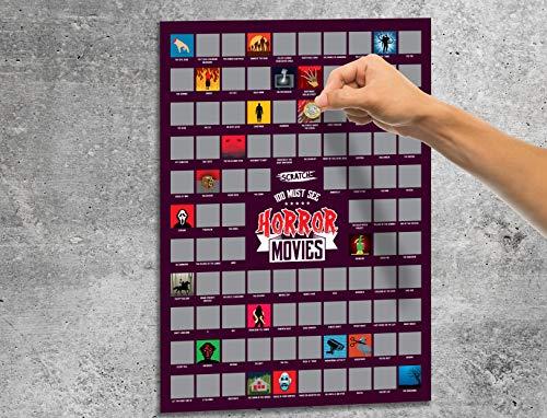 Filme-Rubbel-Poster : 100 Horror-Filme