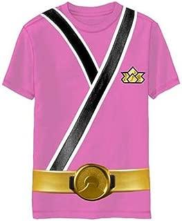 Samurai Ranger Uniform Monster Toddler T-shirt